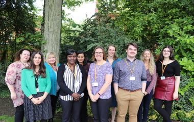 Image of Learning and Development Team at Swindon Borough Council